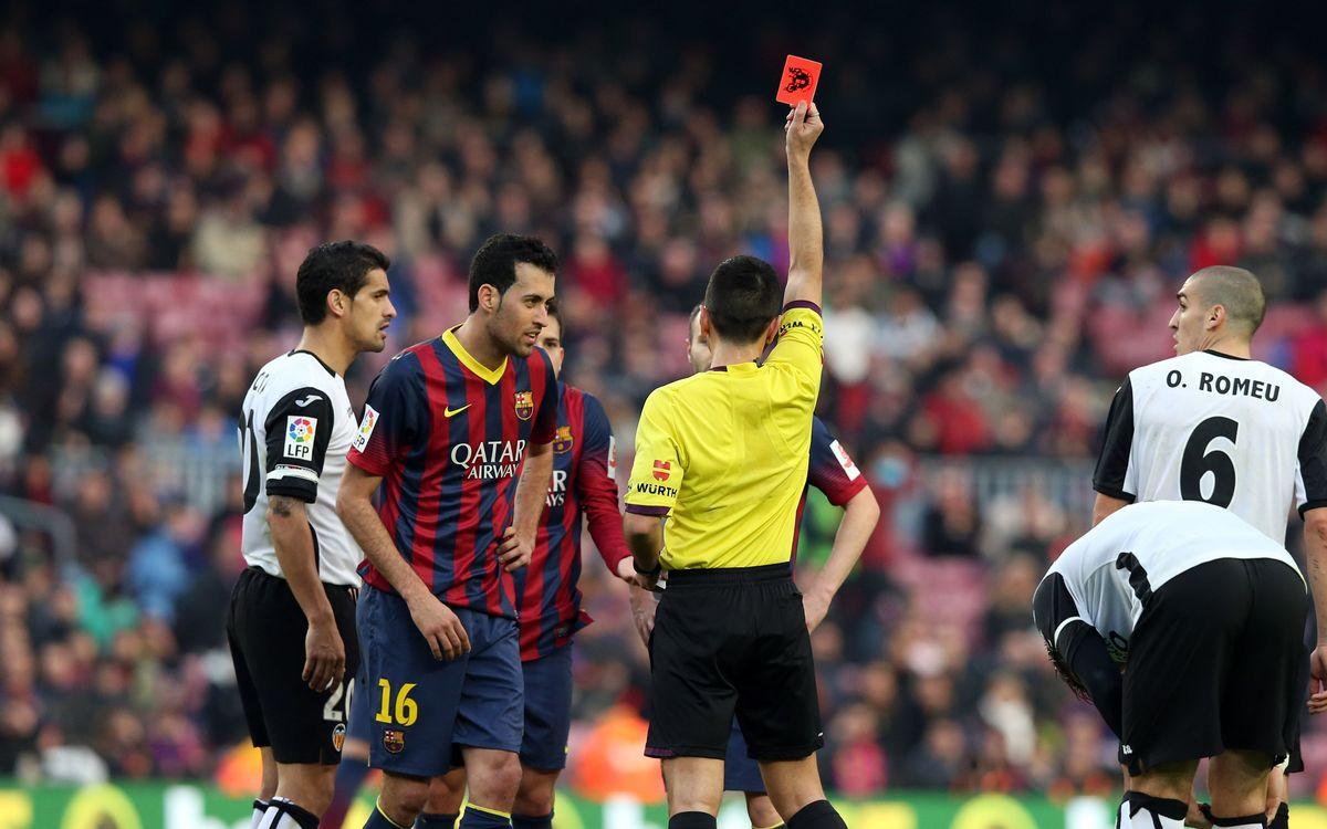 Mascherano and Alba set to miss Sevilla match