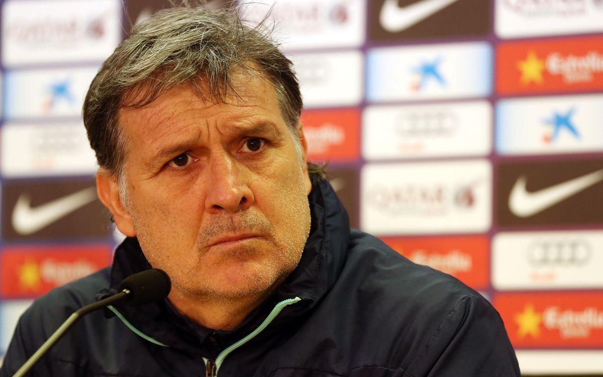 Martino expects Sevilla trip to be decisive