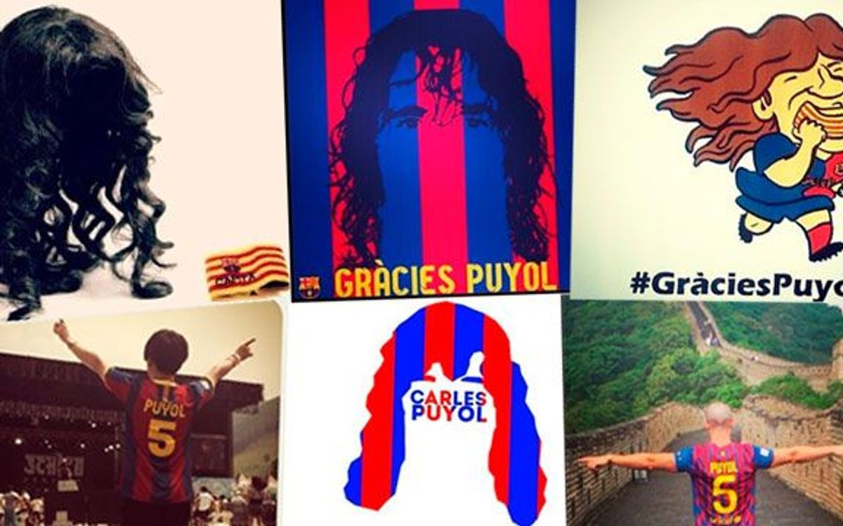 Azulgrana RoundUp, March 2-9 - Homage to Carles Puyol