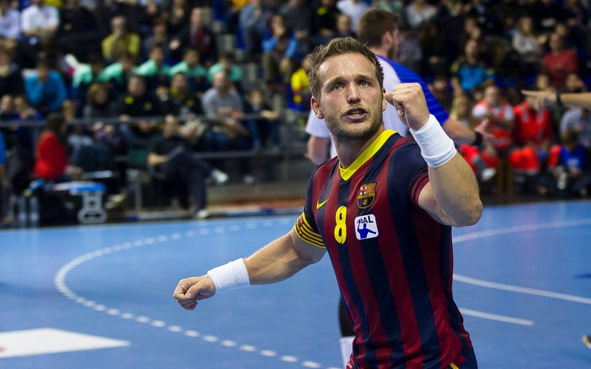 Els partits FC Barcelona – Fraikin Granollers, a la temporada 2013/14
