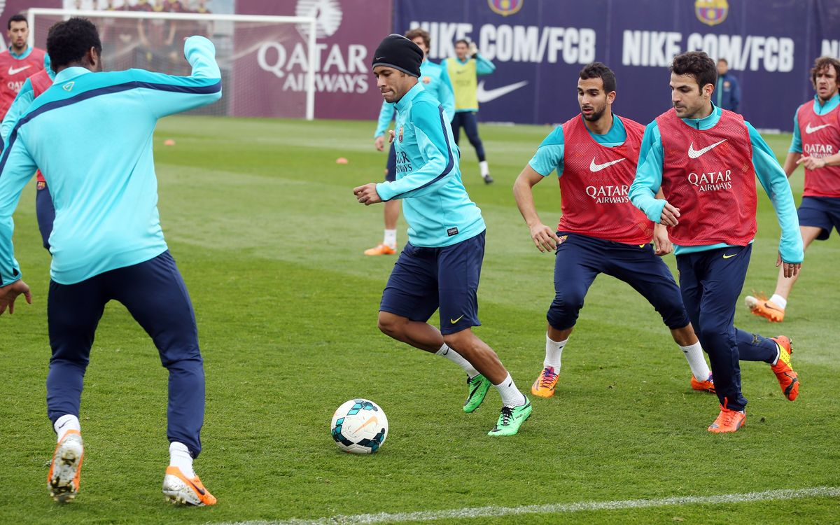 No mid-week fixtures for FC Barcelona, match against Almeria on Sunday