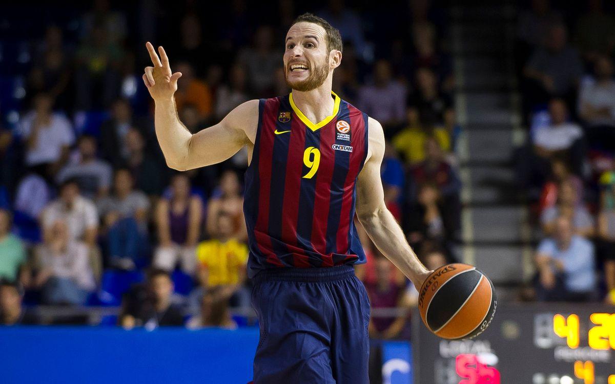 Marcelinho Huertas, el metrónomo del FC Barcelona