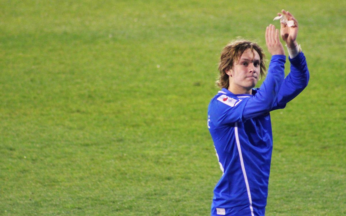 Acuerdo con el Dinamo de Zagreb por el fichaje de Alen Halilovic