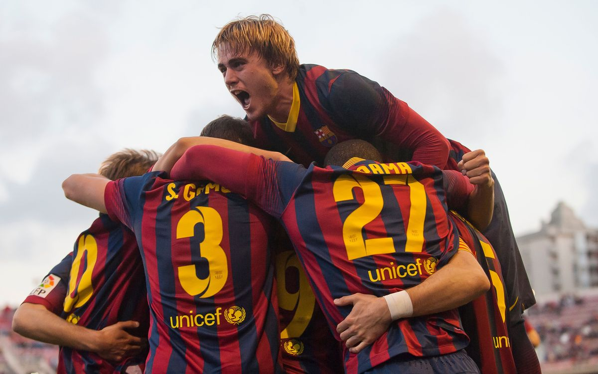 FC Barcelona B – SD Ponferradina: Victory secured in added time (1-0)