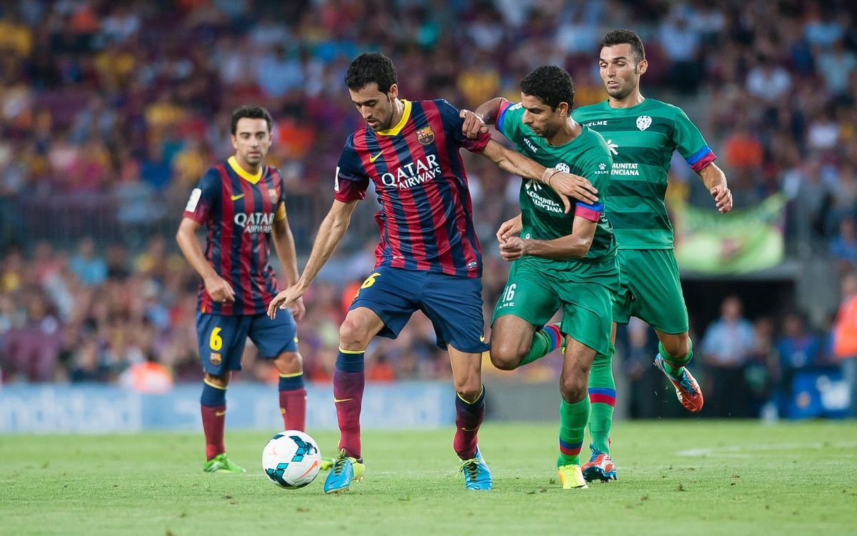 Sergio Busquets to sign new contract this Tuesday