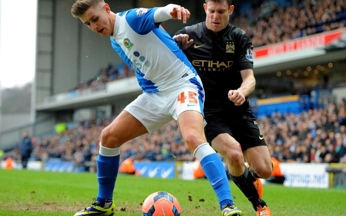 Blackburn Rovers – Manchester City: Unexpected start in the FA Cup (1-1)
