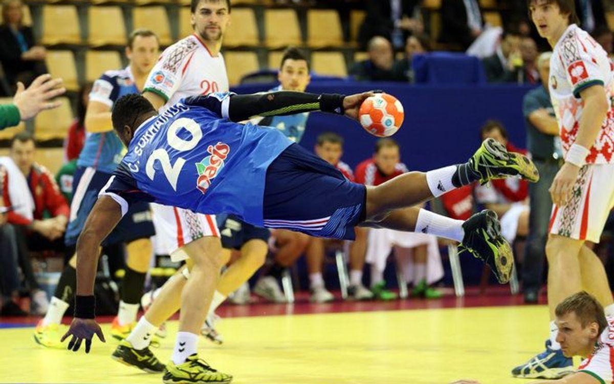 Karabatic i Sorhaindo, a semifinals de l'Europeu d'handbol
