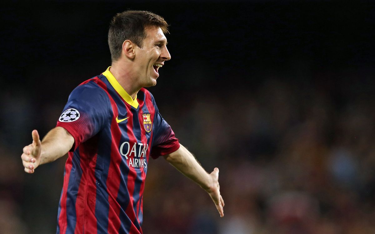 Messi set to return against Getafe