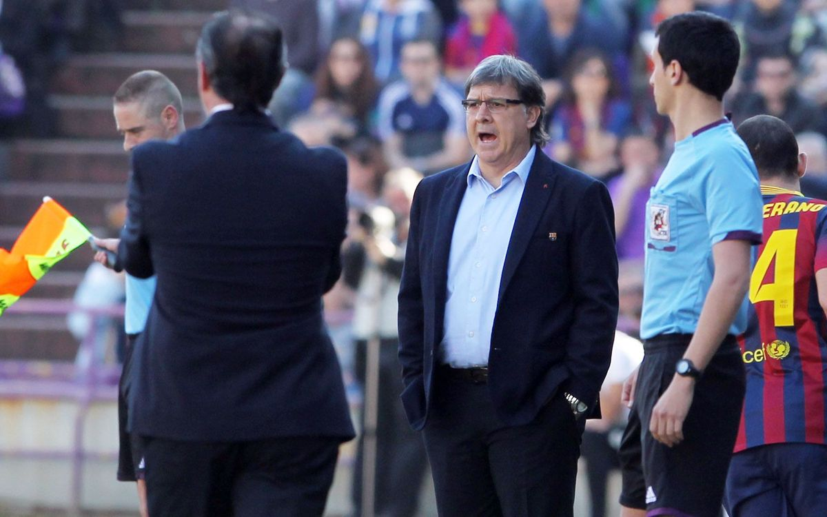 Tata Martino: We lacked ideas but not attitude