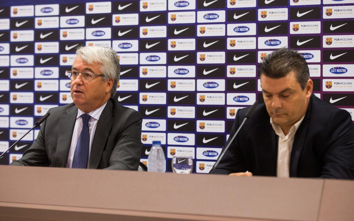 """Eduard Coll: """"Hem millorat les expectatives econòmiques i esportives"""""""