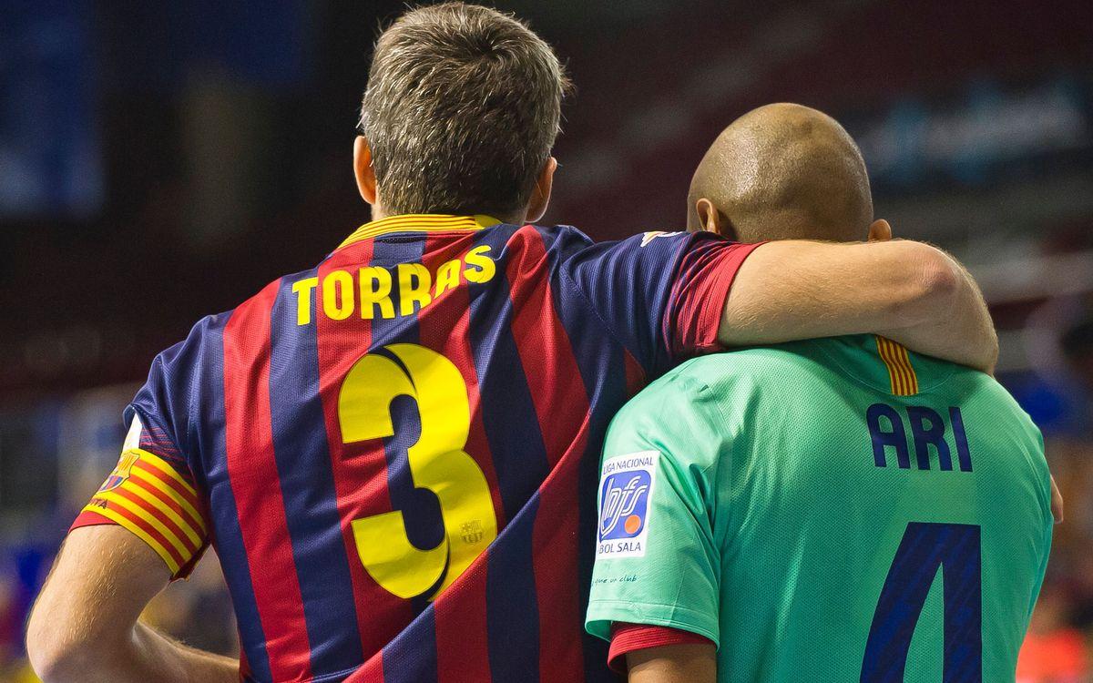 El Barça Alusport gaudirà de tres dies de descans
