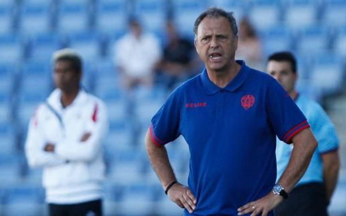 Els números de Joaquín Caparrós contra el Barça