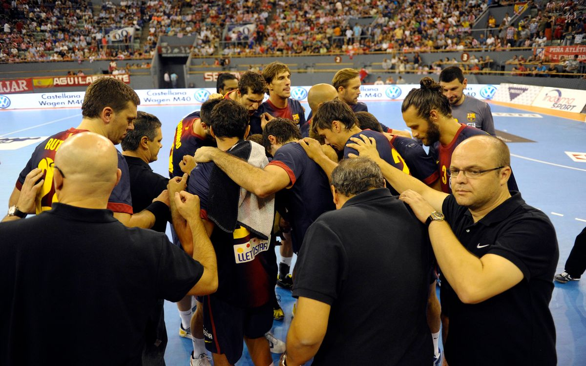 El camí cap a Colònia del FC Barcelona Intersport