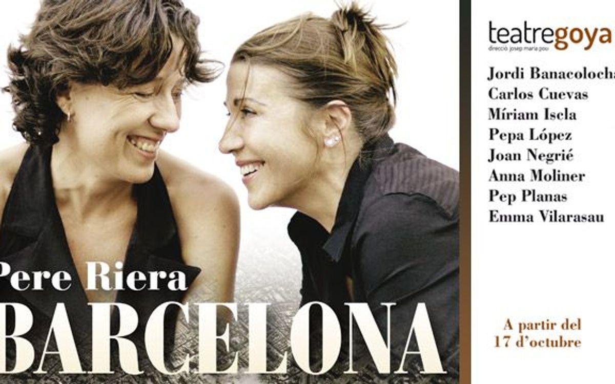'Barcelona' al Teatre Goya Codorníu