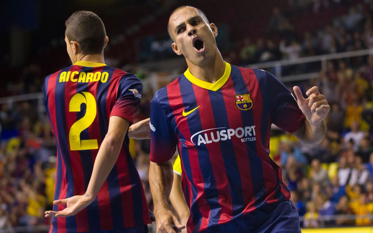 Jaén Paraíso Interior – Barça Alusport: Victory to close out the year (0-4)