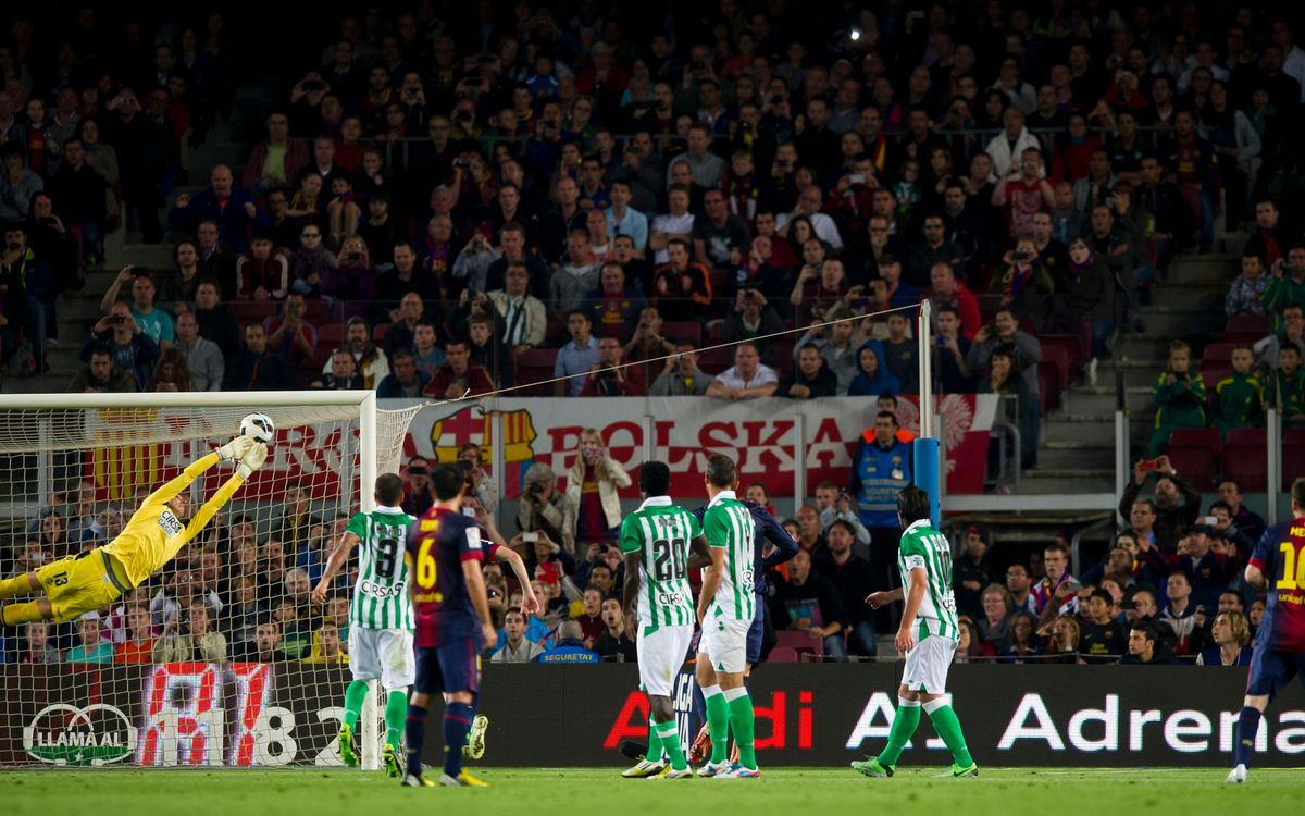 FC Barcelona - Betis: Champions' fighback! (4-2)