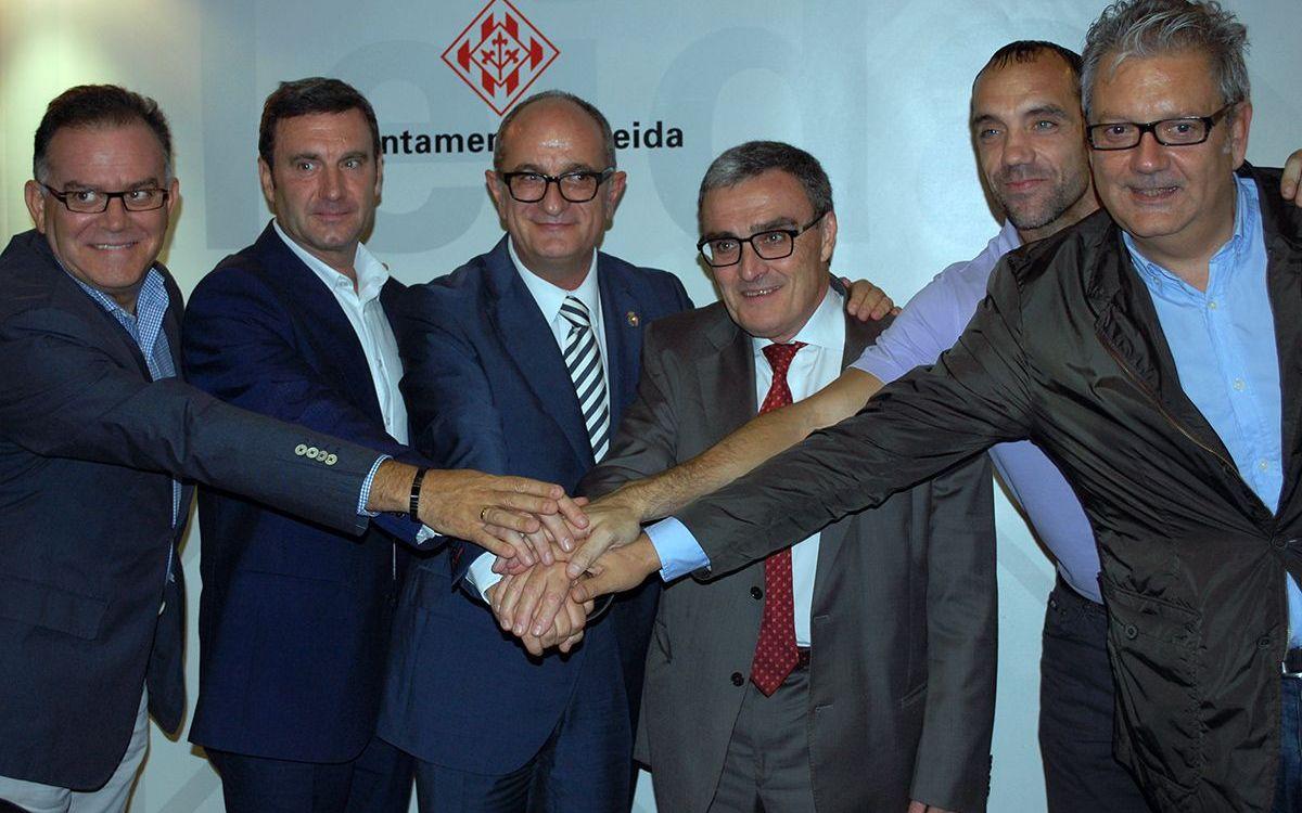 Lleida serà la seu de la Copa del Rei 2014