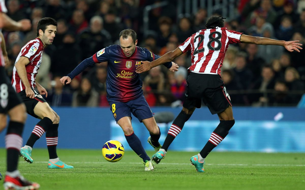 Athletic Club – FC Barcelona - Saturday, April 27, at 18.00