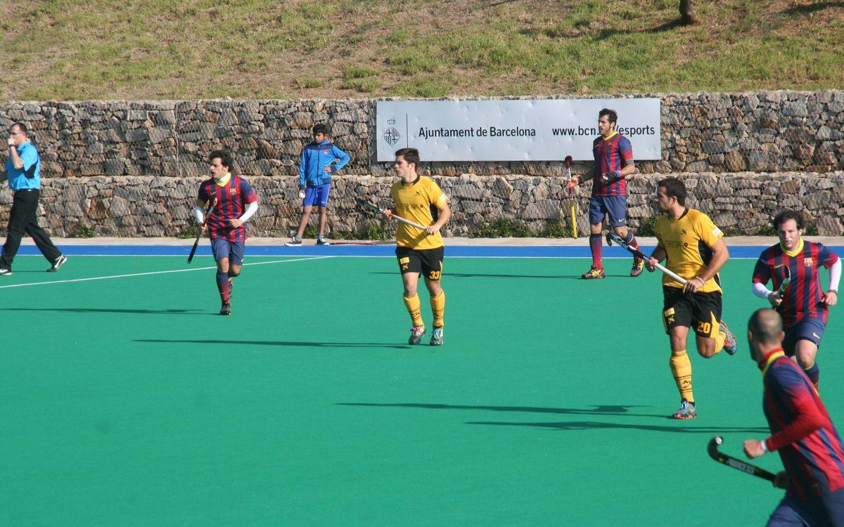 Derrota davant el Vallès Esportiu (3-4)