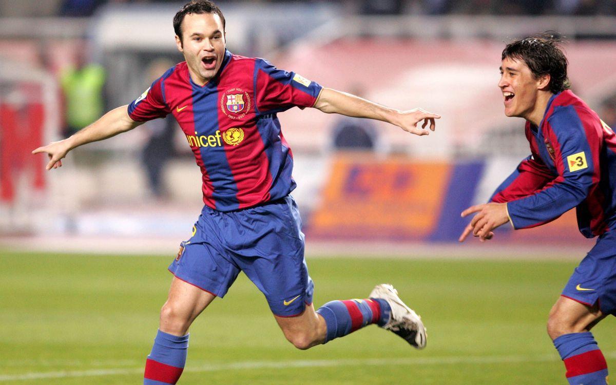 FC Barcelona's best goals away to Espanyol