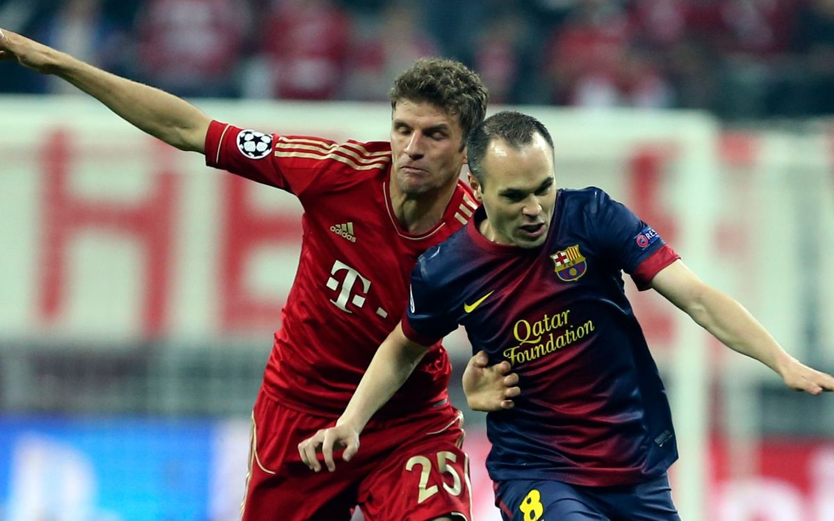 FC Barcelone – Bayern Munich: Fierté et foi