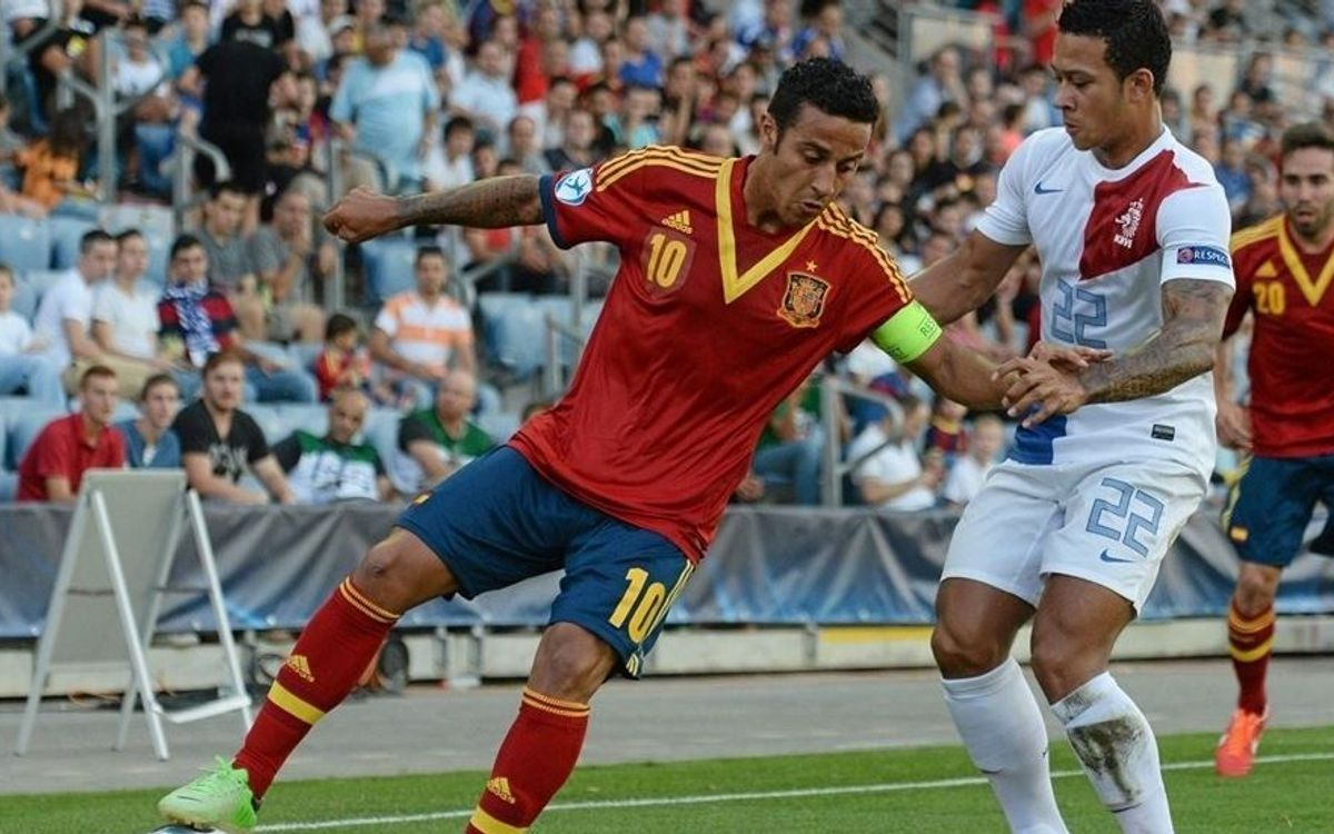 U21 Spain through to the semi-finals as group leaders (3-0)
