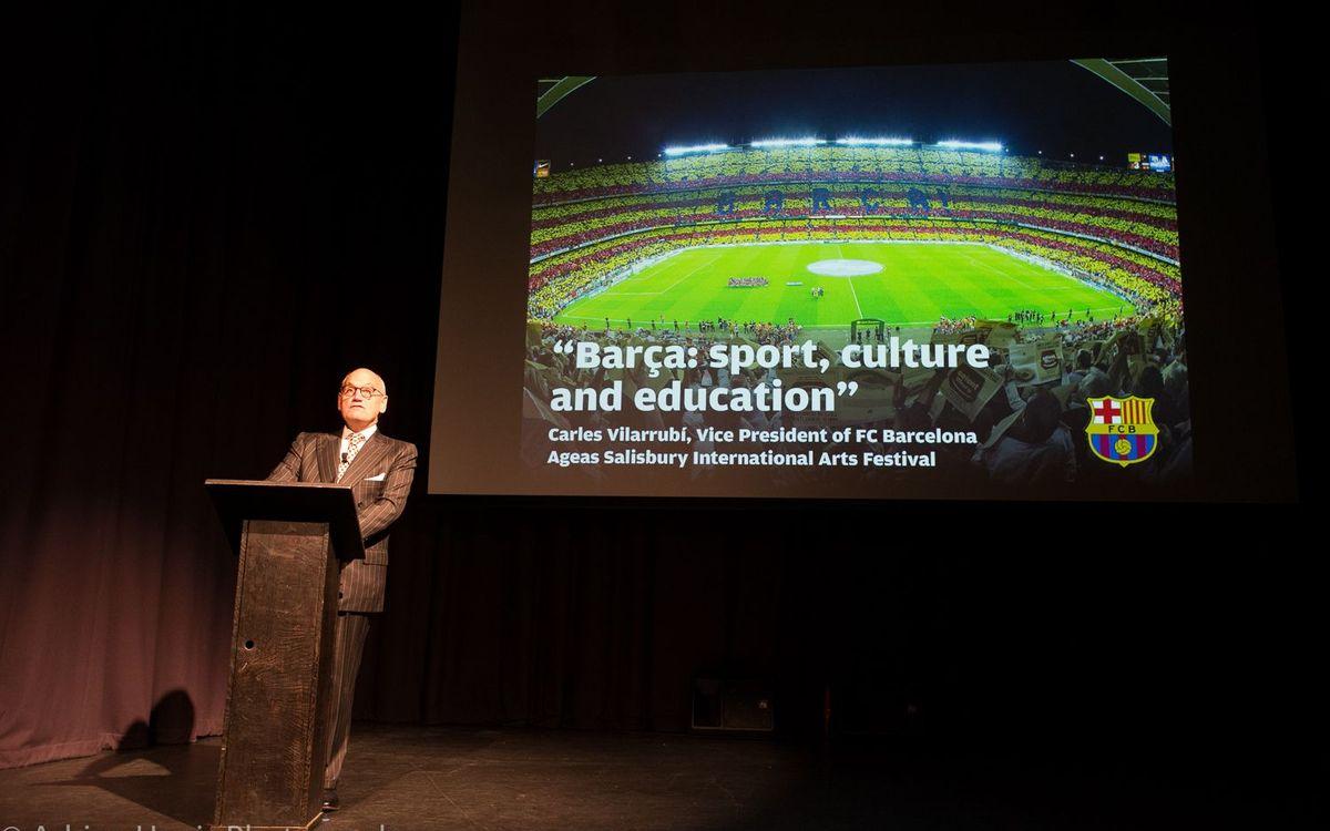 La Universitat d'Amsterdam acollirà una jornada sobre el Barça i la cultura catalana coincidint amb l'Ajax-Barça