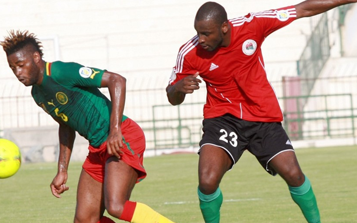 Song and Cameroon take a step closer to World Cup Finals