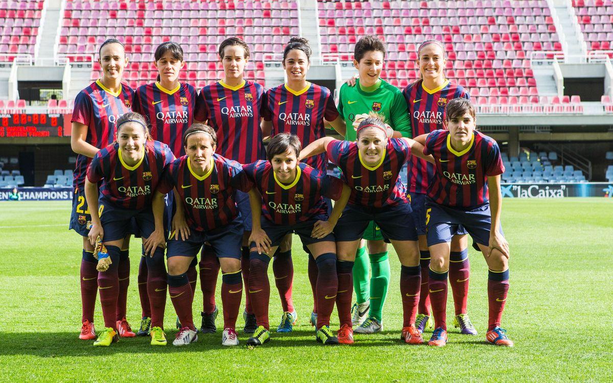 LIVE! Zürich Frauen - FC Barcelona (UEFA Women's Champions League)