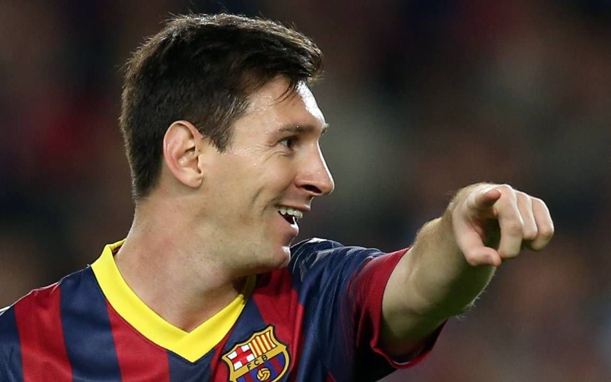 Leo Messi, el millor de l'any per a The Guardian