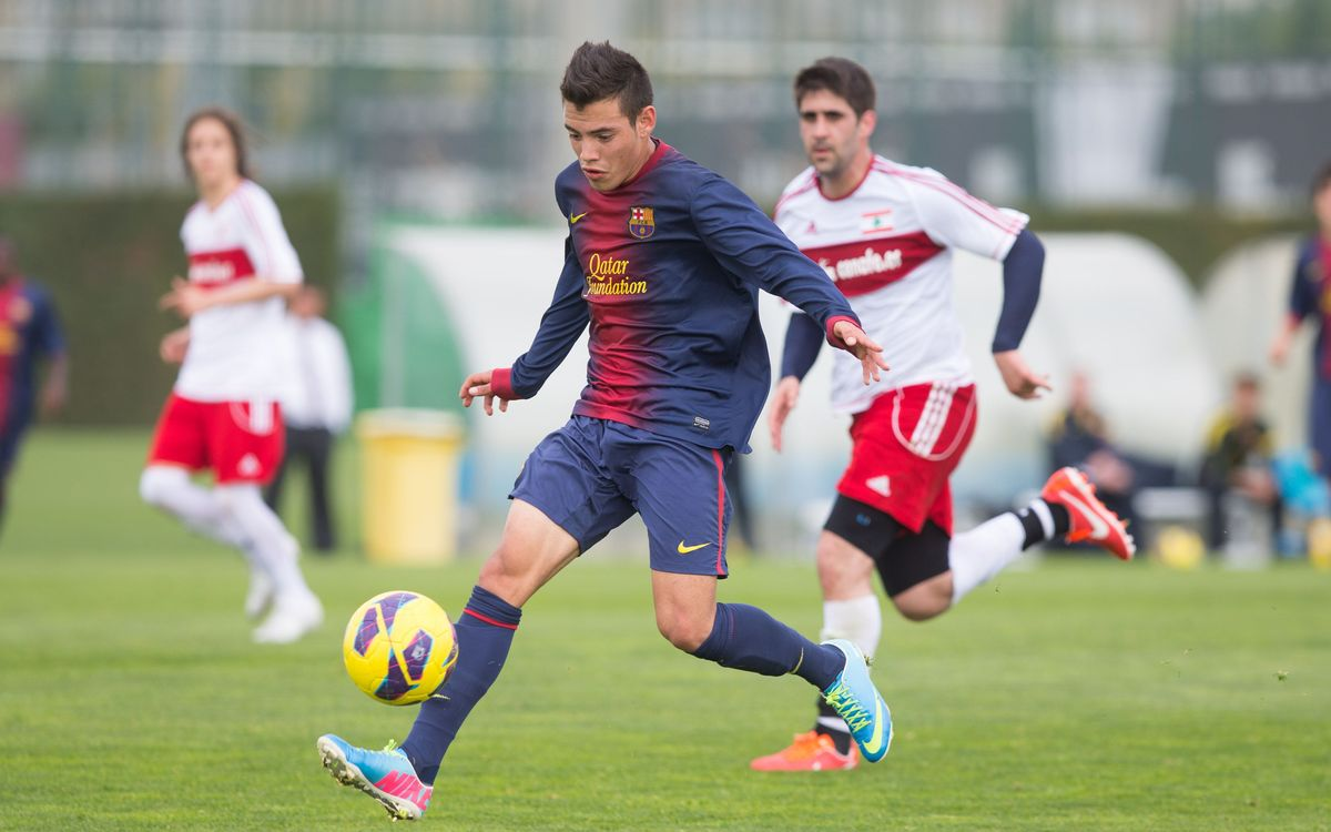 Athletic Club – Juvenil A: Desfeta a Lezama (5-0)
