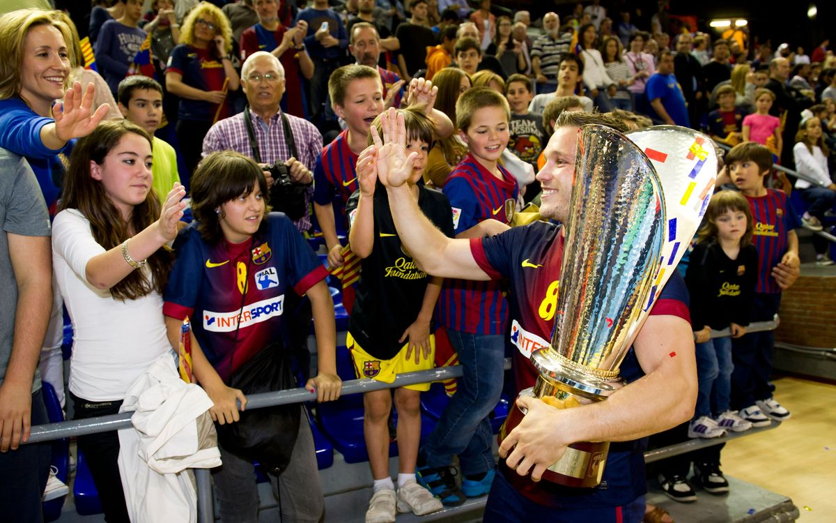 IHF invites Barça to Super Globe 2013