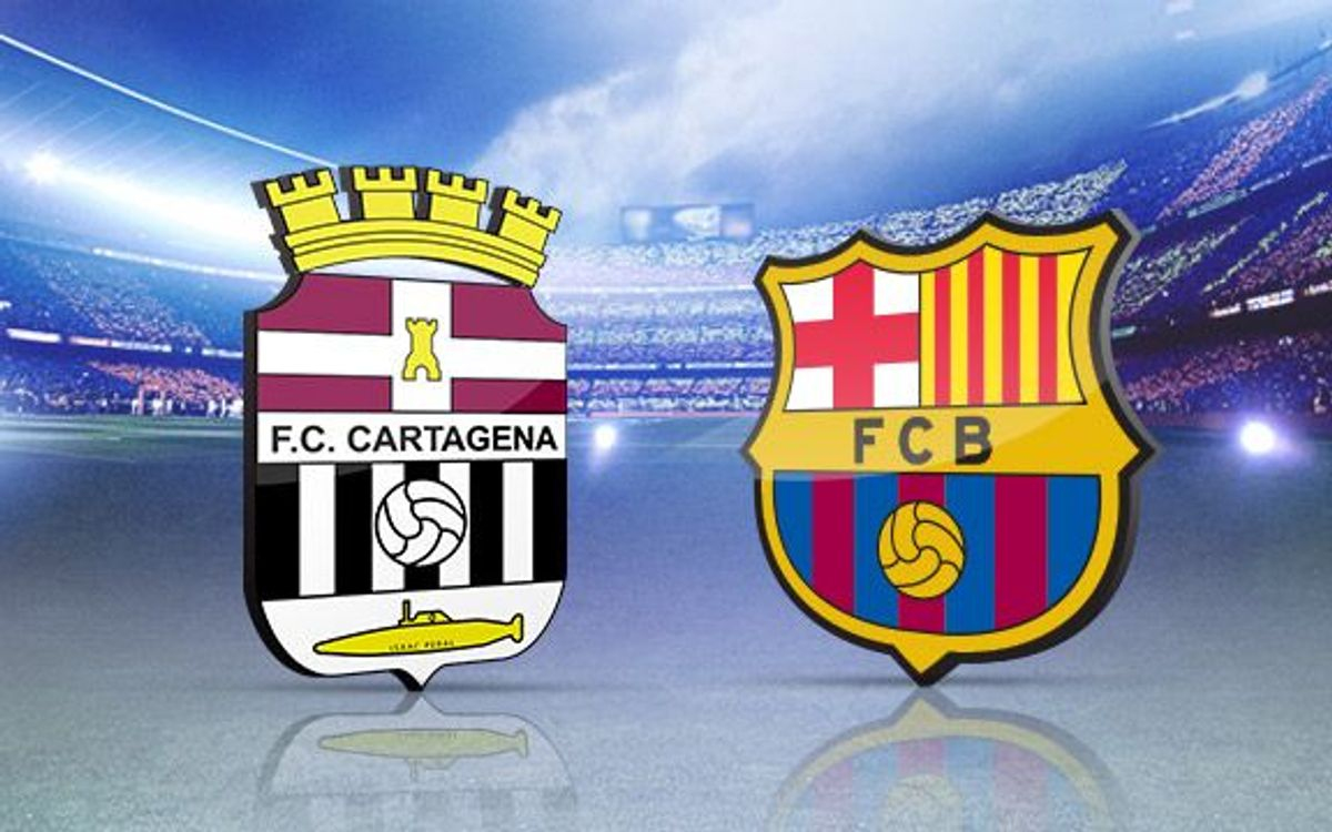 Cartagena v FC Barcelona: Did you know?