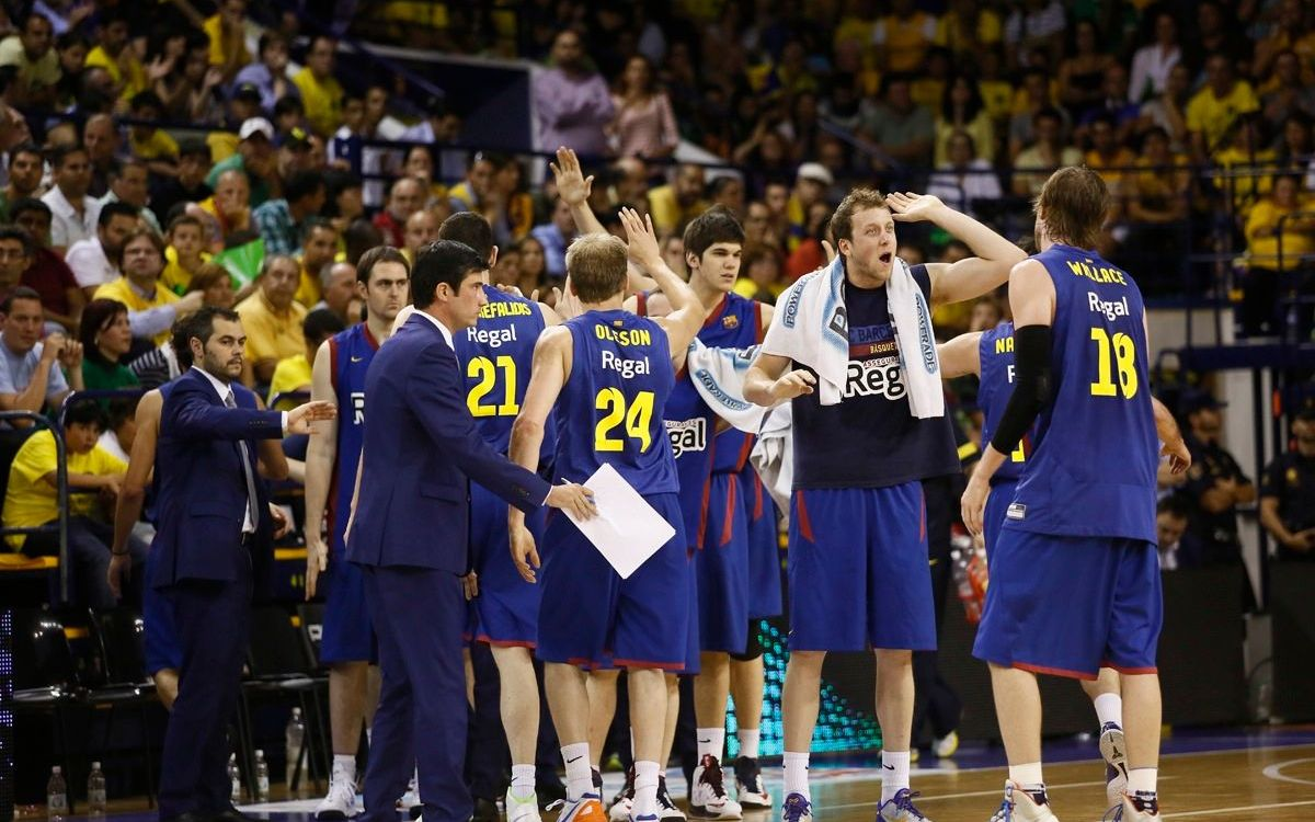 Herbalife Gran Canaria – FCB Regal: Historic seventh consecutive final (62-84)