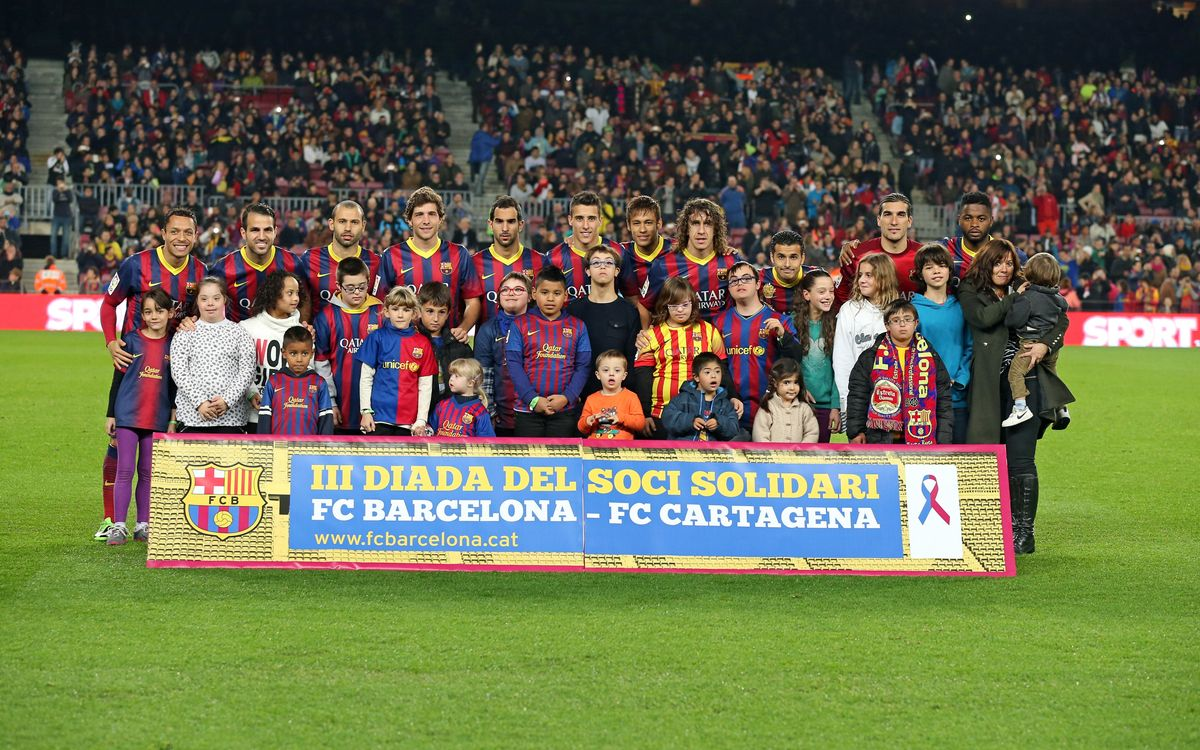 La III Diada del Soci Solidari obre les portes a més de 33.000 persones