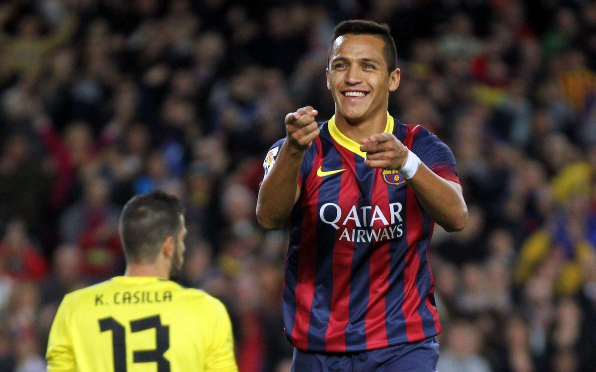 FC Barcelona – Espanyol: Alexis Sánchez també decideix el derbi (1-0)