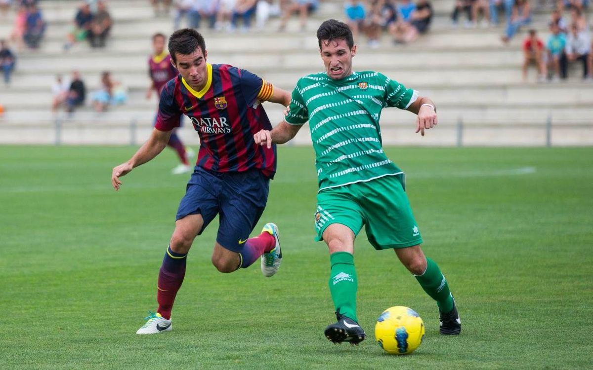 Empat sense gols entre Juvenil A i Cornellà (0-0)