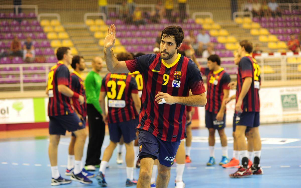 L'Asobal retorna al Palau Blaugrana