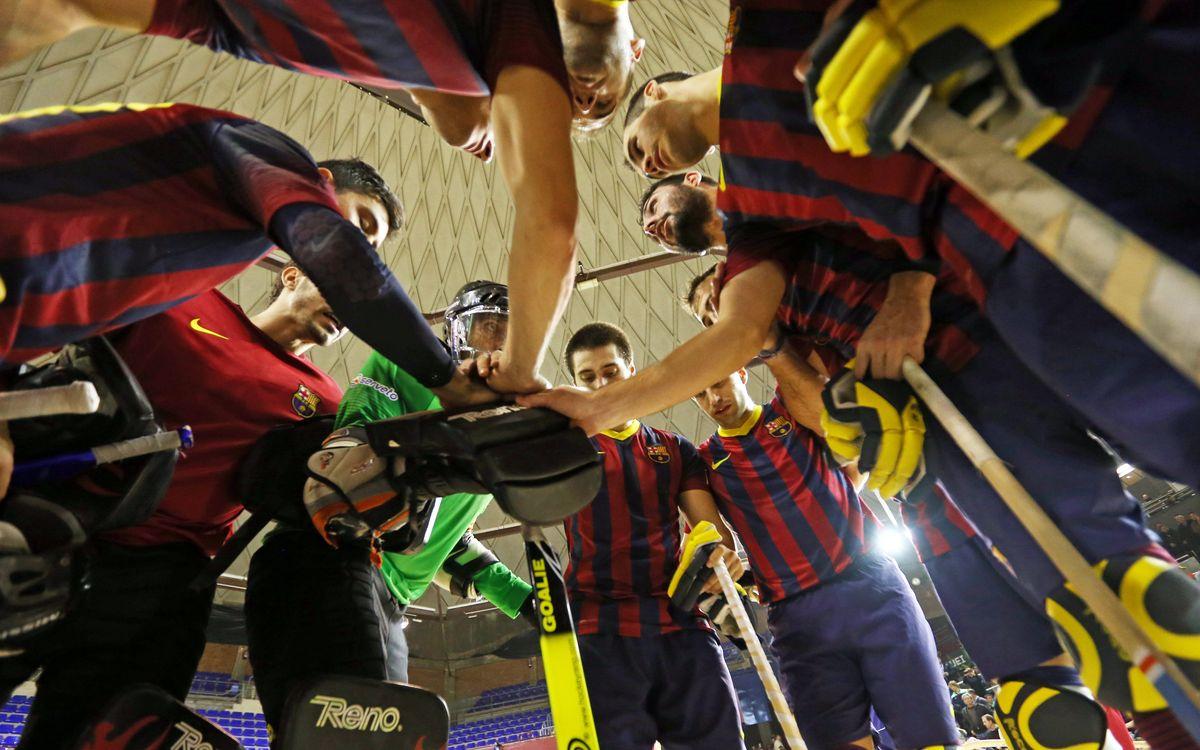 El Barça – Vilafranca Capital del Vi, en dos minuts
