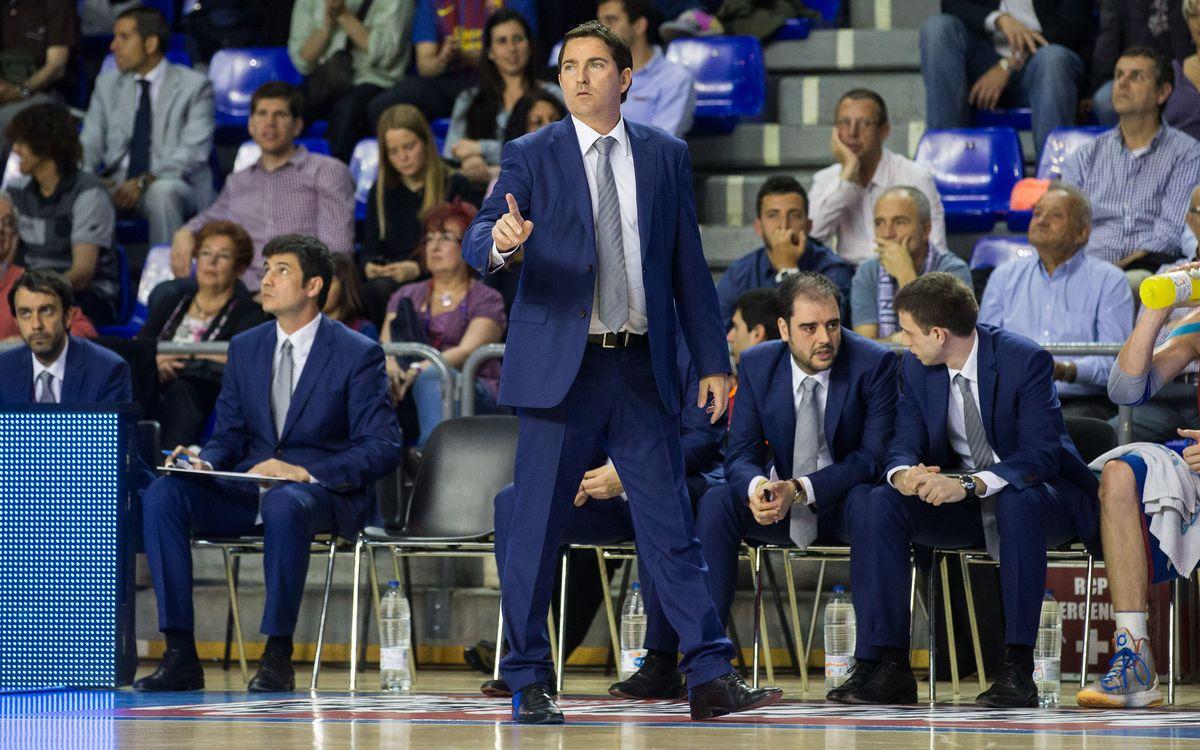 """Xavi Pascual: """"Aquest esport té coses especials i ha quedat demostrat"""""""