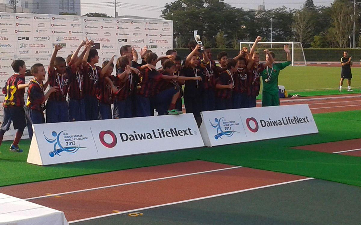 L'Infantil B i el Cadet A guanyen dos tornejos a terres asiàtiques