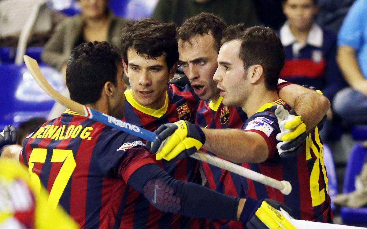 Barça, a goalscoring machine