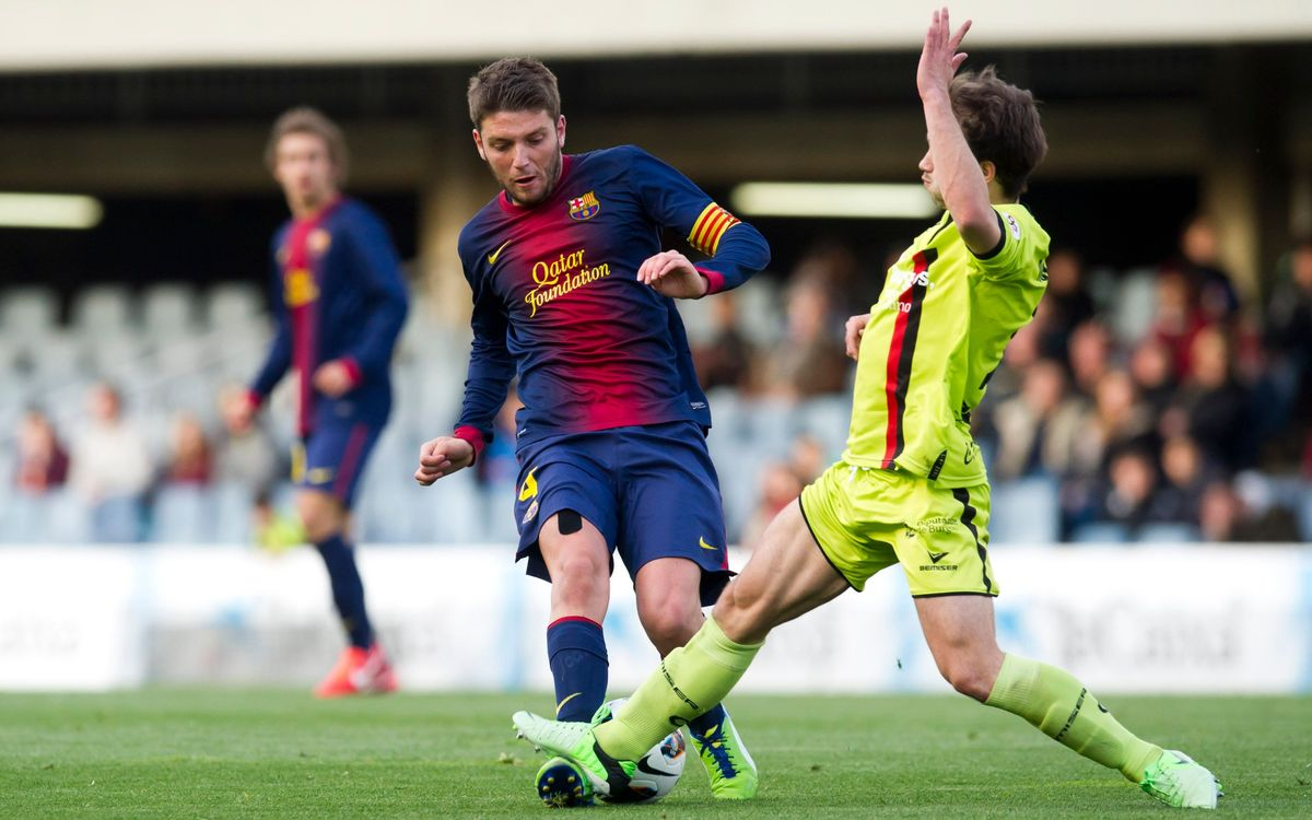El Barça B obrirà la Lliga el dissabte 17 a les 19 h contra el Mirandés