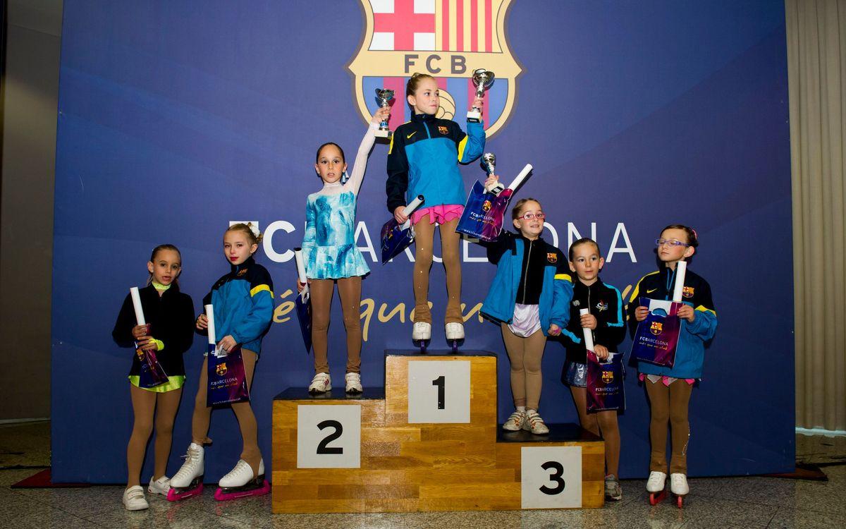 Un gran èxit del FC Barcelona al 'Trofeu Ciutat de Barcelona'