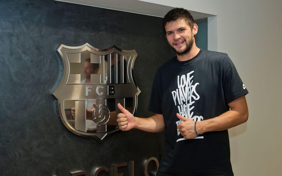 El FC Barcelona també juga l'Europeu de bàsquet
