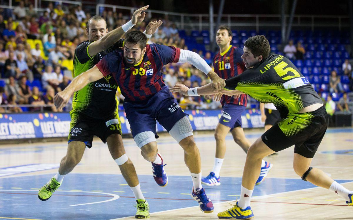 FC Barcelona – BM Ciudad Encantada: Inici encantador (41-21)