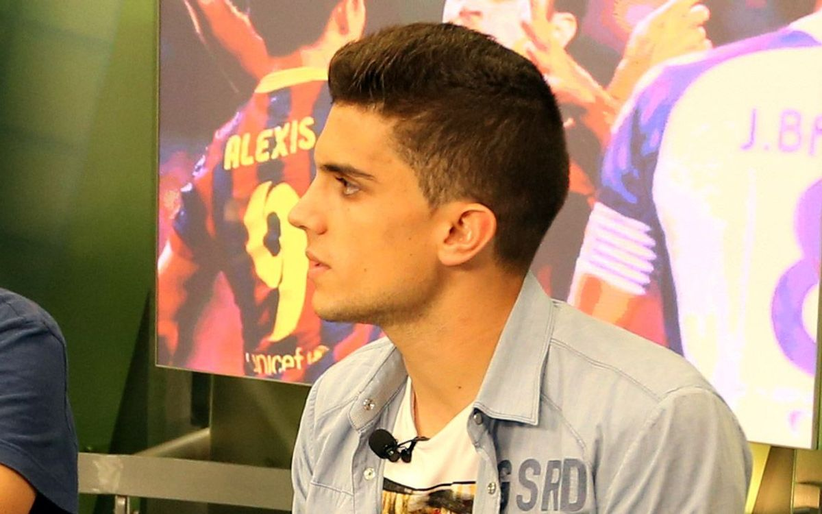 Marc Bartra looking to be constant and ambitious