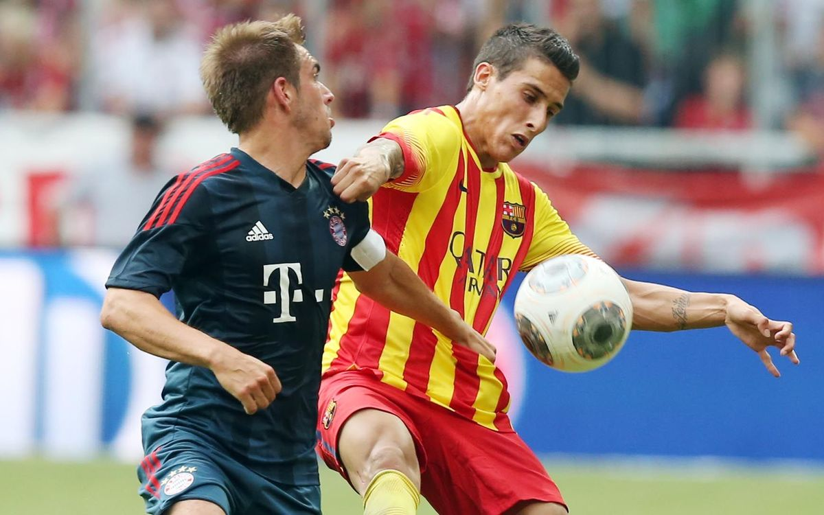 FC Bayern Munich v FC Barcelona: Strong display against European champions (2-0)