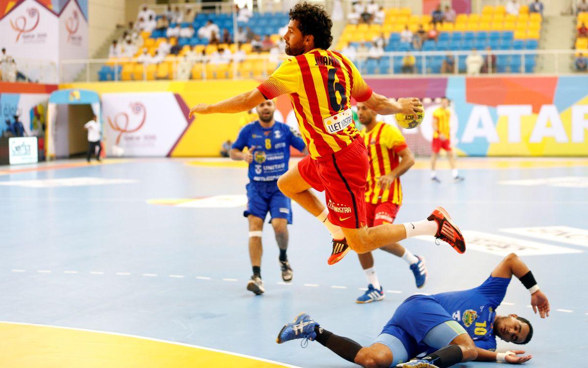 FC Barcelona – Etoile Sportive: La lluita pel liderat de grup