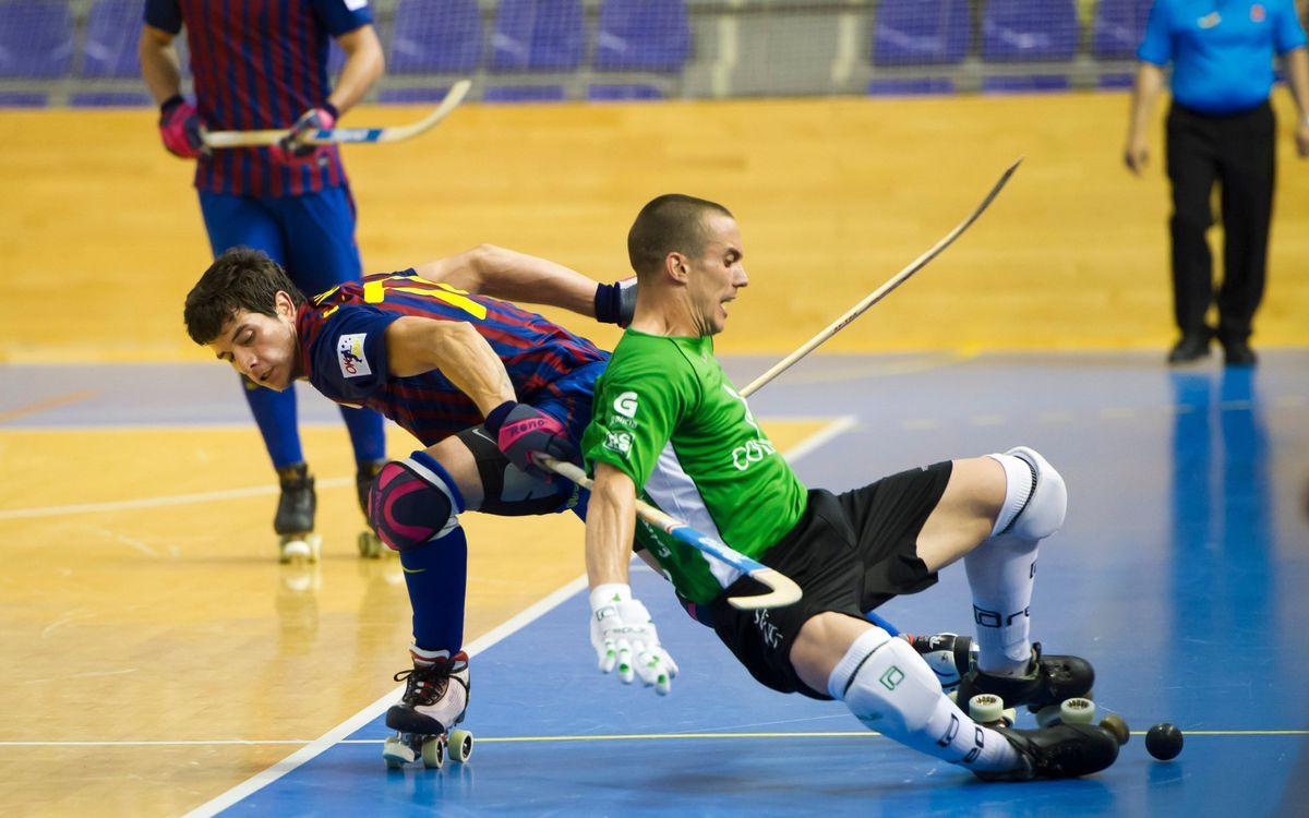 La tornada del Barça-Liceo, el dissabte 11 de maig a les 12 hores